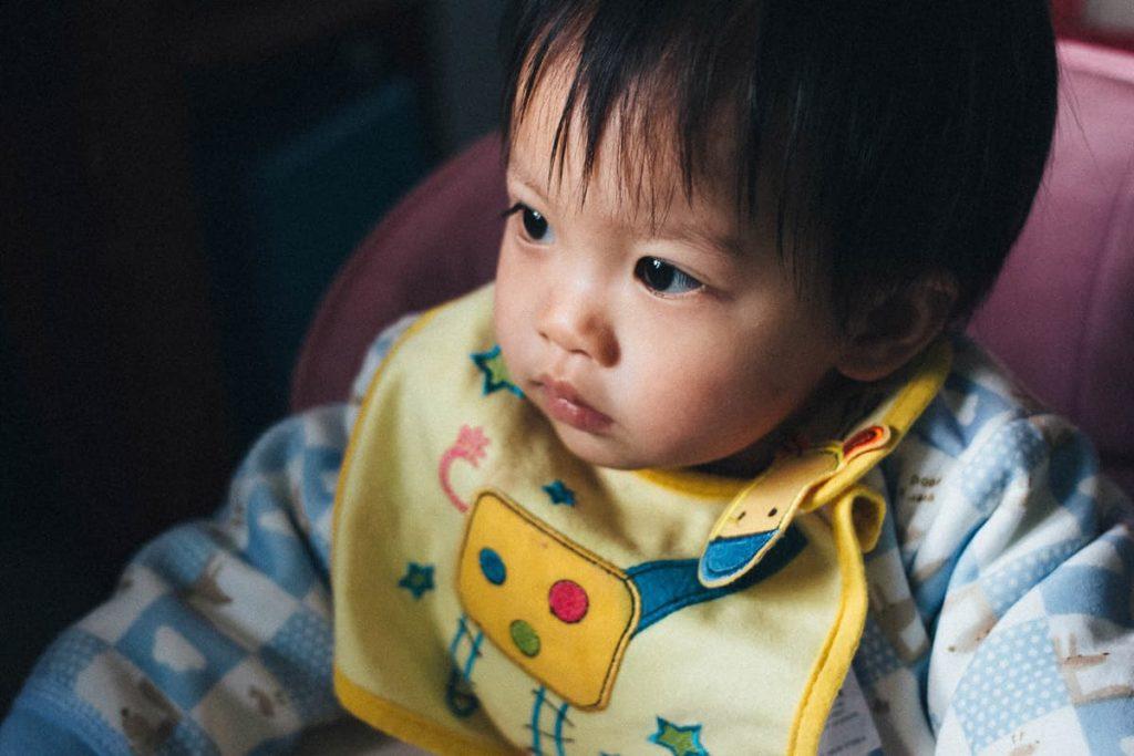 babete personalizado para bebé