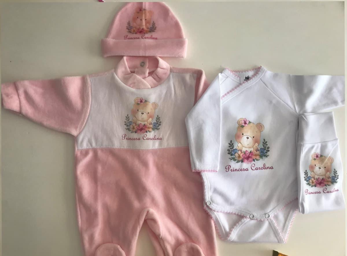 body enxovais personalizados para bebé tandigitalprint